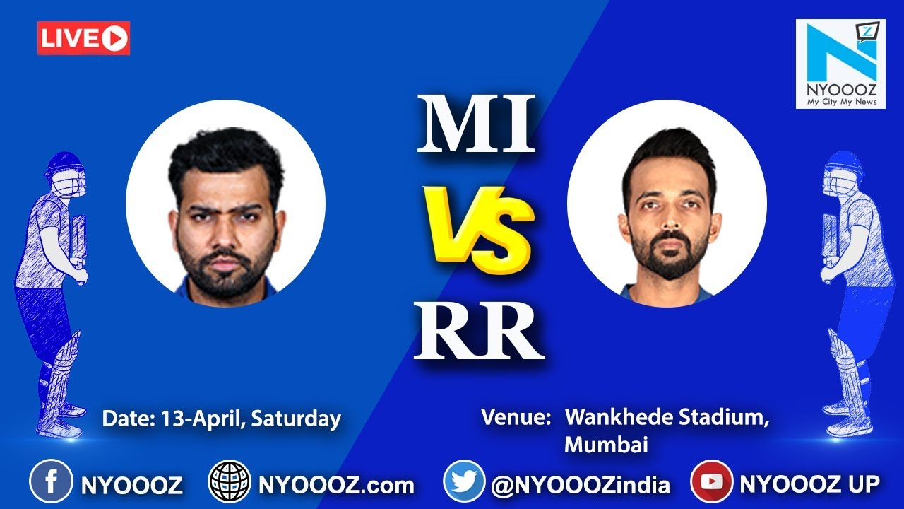 Photo of Live IPL 2019 Match 27 Discussion:MI vs RR |Rajasthan Royals Won By 4 Wickets, Jos Butler Scored 89
