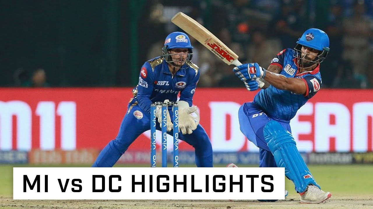 Photo of MI vs DC FULL HIGHLIGHTS, IPL 2019 Match 34