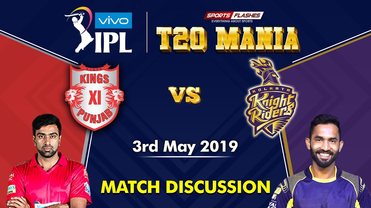 Photo of Punjab vs Kolkata T20 | Live Scores and Analysis (English) | IPL 2019