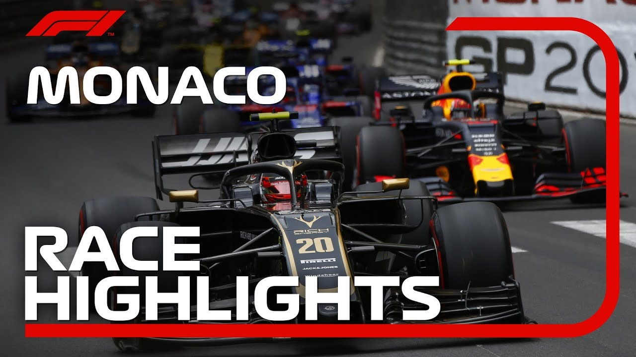 Photo of 2019 Monaco Grand Prix: Race Highlights