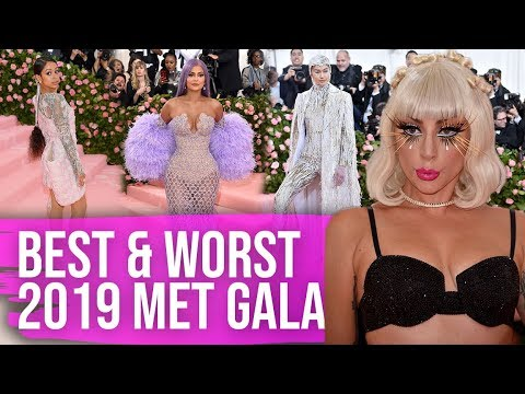 Photo of Best & Worst Dressed Met Gala 2019 (Dirty Laundry)