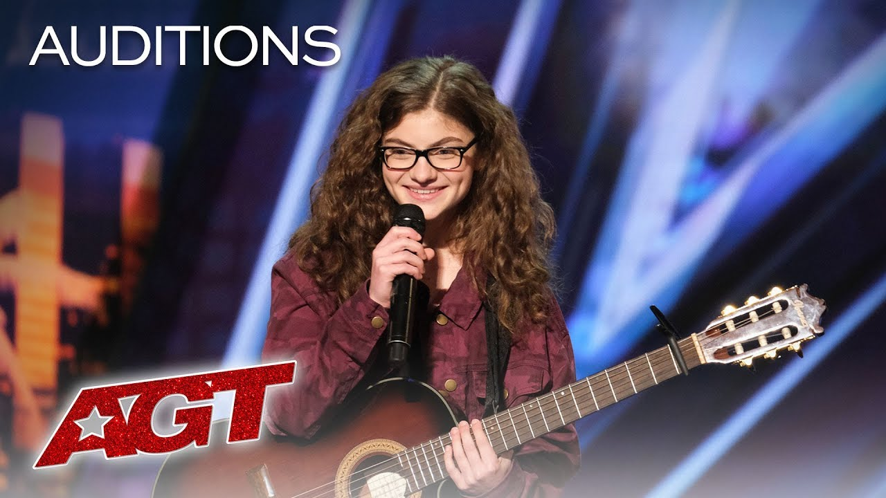 Photo of Teenager Sophie Pecora Sings And Raps About Bullying – America's Got Talent 2019