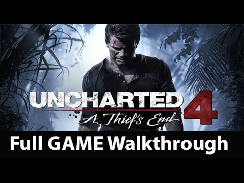 Photo of Uncharted 4 Full Game Walkthrough – No Commentary