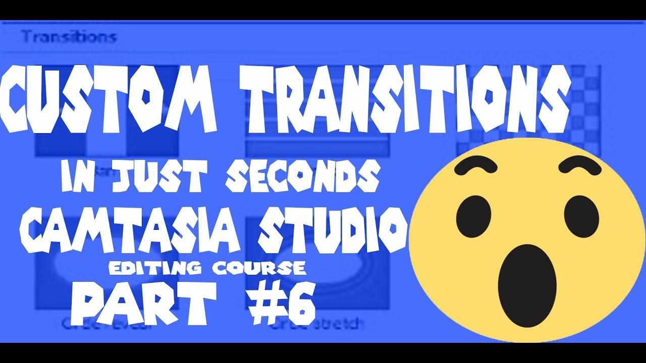 Photo of How To Use CUSTOM Transitions In Camtasia Studio 8 In Urdu/Hindi || Editing Course Part #6