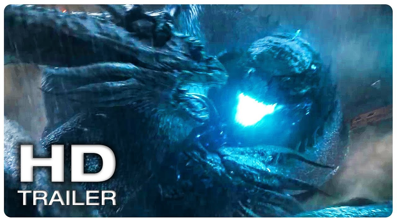 GODZILLA 2 Trailer #4 Official (NEW 2019) Godzilla King Of The Monsters Movie HD