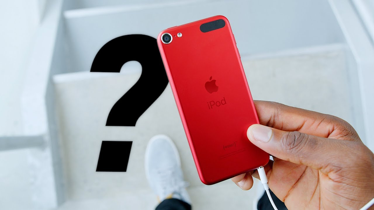 Photo of The 2019 iPod Touch: Why Does It Exist?