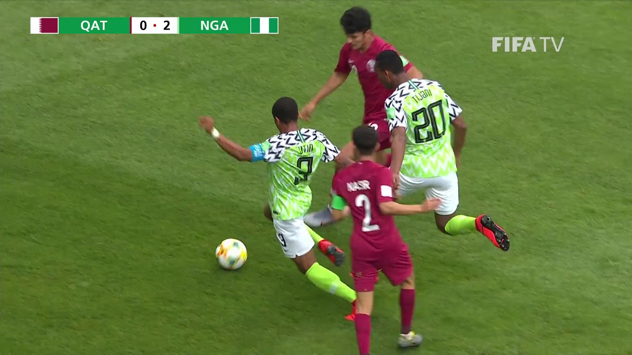 Photo of MATCH HIGHLIGHTS – Qatar v Nigeria – FIFA U-20 World Cup Poland 2019