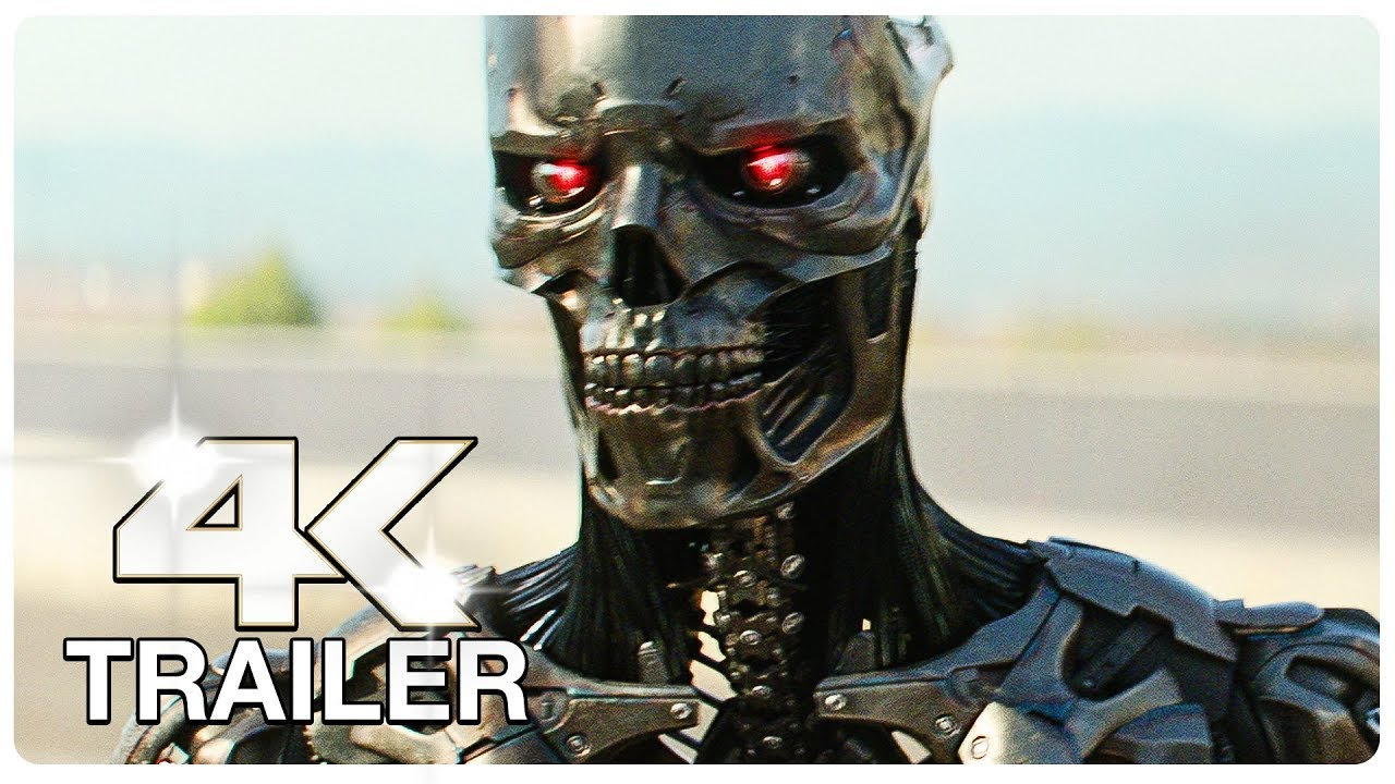 Photo of TERMINATOR 6 DARK FATE Trailer (4K ULTRA HD) NEW 2019
