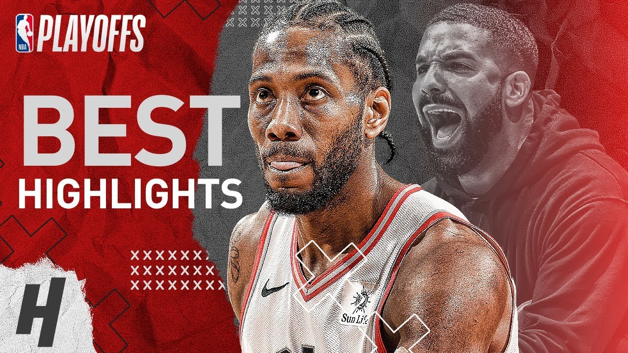 Photo of Kawhi Leonard BEST Highlights & Moments from 2019 NBA Playoffs! BEST IN THE WORLD?