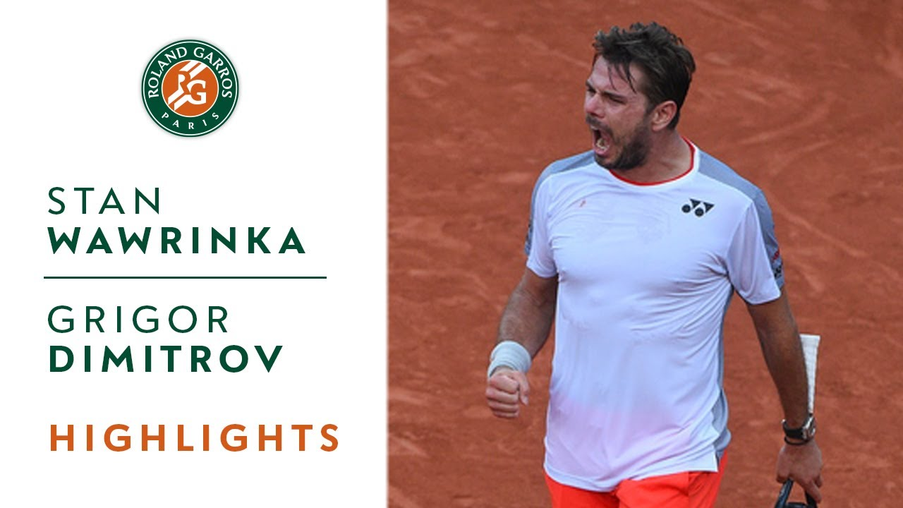 Photo of Stan Wawrinka vs Grigor Dimitrov – Round 3 Highlights | Roland-Garros 2019