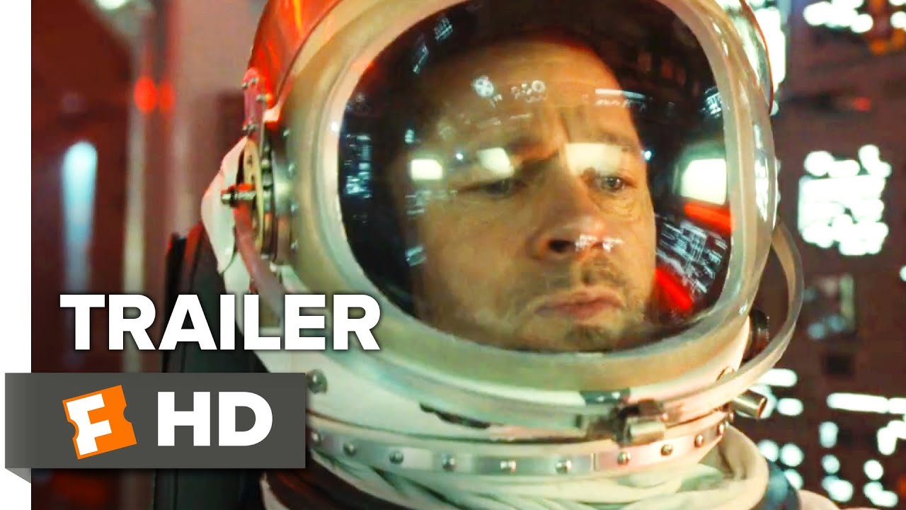 Photo of Ad Astra Trailer #1 (2019) | Movieclips Trailers