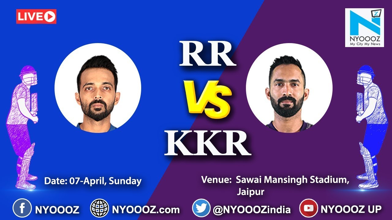 Photo of Live IPL 2019 Match 21 Discussion: RR vs KKR | Kolkata Knight Riders Won By 8 Wickets