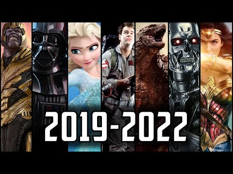 Upcoming Movies 2019-2022