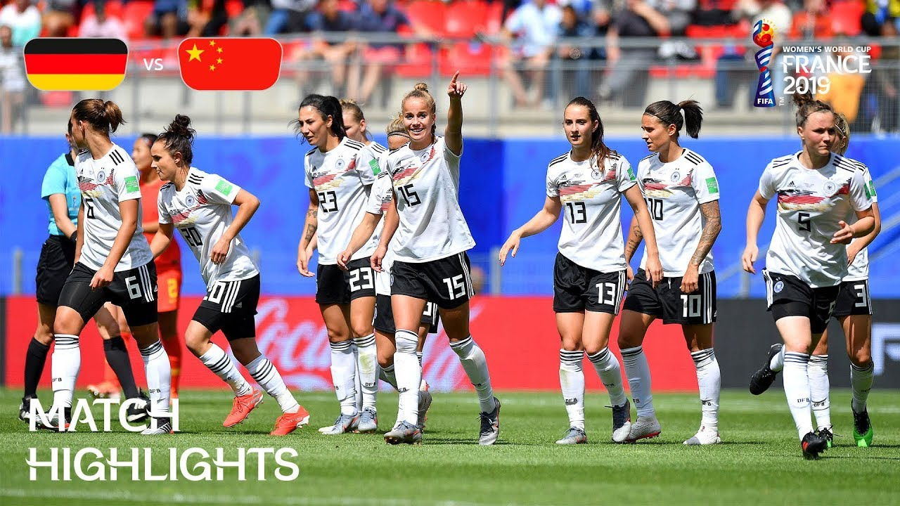 Photo of Germany v China PR – FIFA Women's World Cup France 2019™