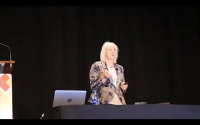2019 MRS Spring Meeting Plenary Session/Kavli Lecture with Helena Van Swygenhoven-Moens
