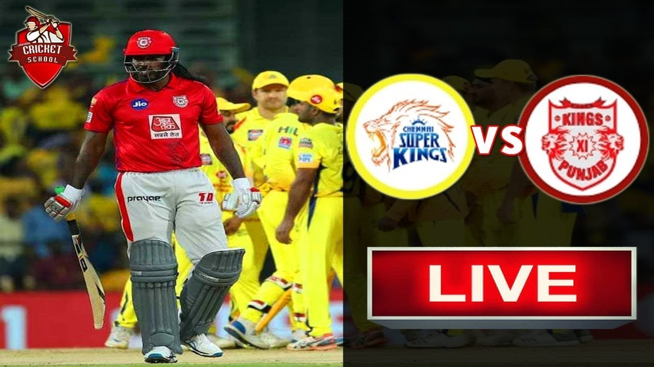 Photo of Live IPL Match | Kings 11 Punjab Vs CSK  | Live Streaming Scorecard| Match Update