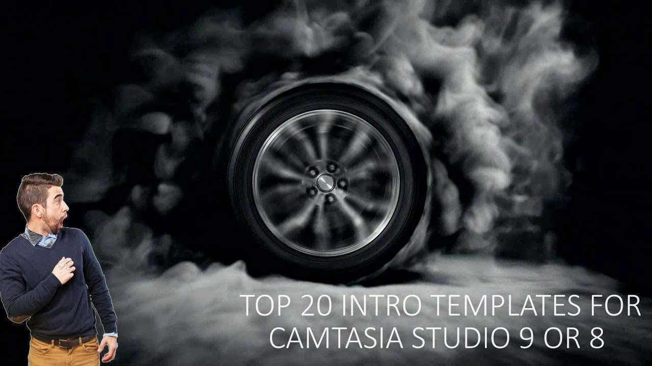 Photo of Top 20 Intros For Camtasia Studio 9 Or 8