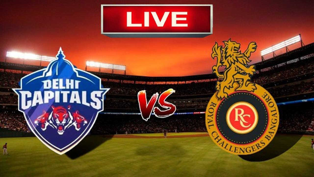 Photo of Live IPL Match | DC Vs RCB | Live Streaming Scorecard| Match Update