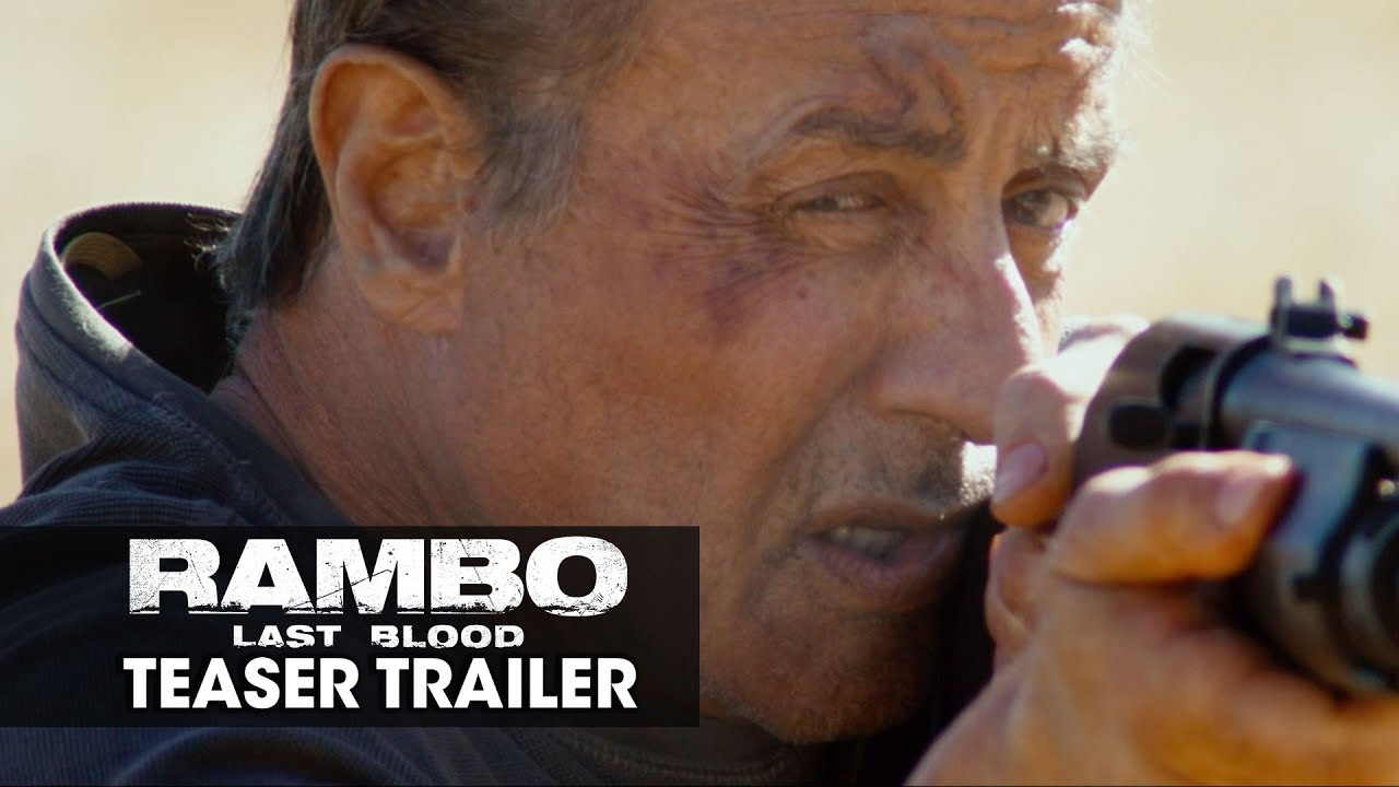 Photo of Rambo: Last Blood (2019 Movie) Teaser Trailer— Sylvester Stallone