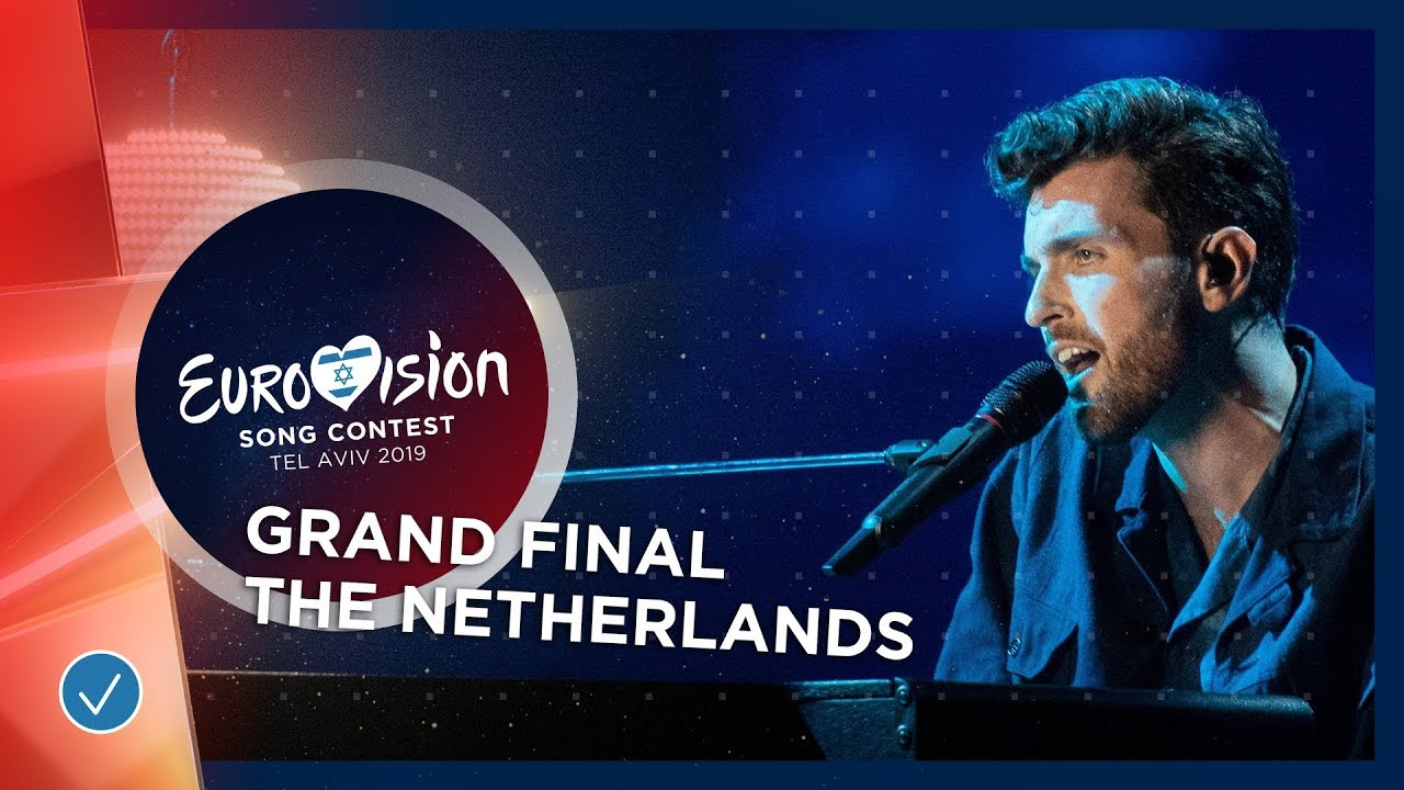 Photo of The Netherlands – LIVE – Duncan Laurence – Arcade – Grand Final – Eurovision 2019