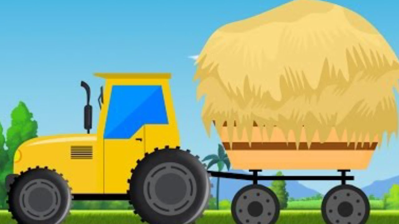 Photo of kids tractor | videos for children | cartoons about cars