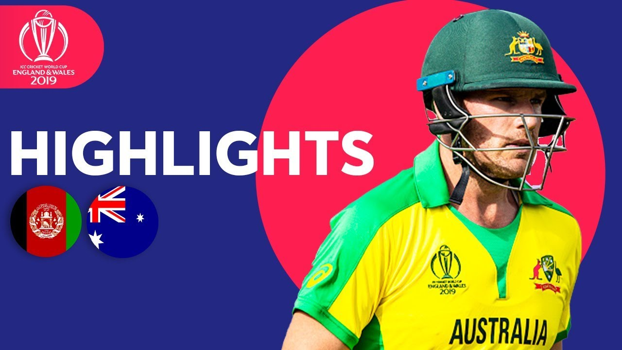 Photo of David Warner Hits 89* | Afghanistan vs Australia | ICC Cricket World Cup 2019 – Match Highlights