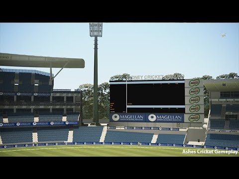 Ashes Cricket Gameplay with RR vs SRH | Pc Cricket Gameplay | IPL Match Gameplay