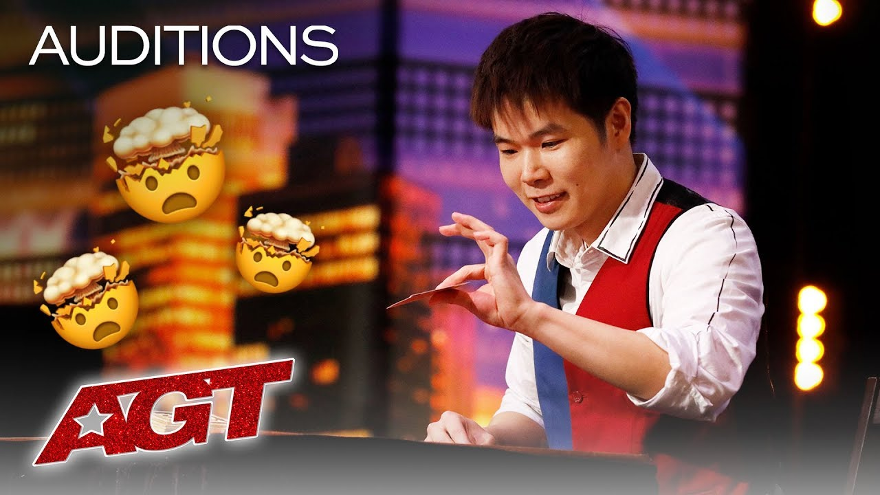 Photo of OMG! Eric Chien Could Be The Best Magician On The Internet And AGT! – America's Got Talent 2019