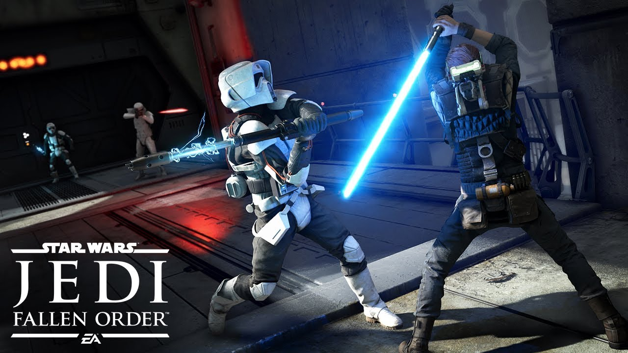 Photo of Star Wars Jedi: Fallen Order Official Gameplay Demo – EA PLAY 2019