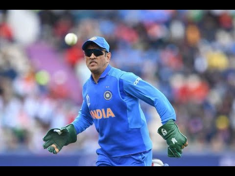 Photo of Army crest on MS Dhoni's gloves | Ex-IPL chief backs MSD amid BCCI-ICC tussle