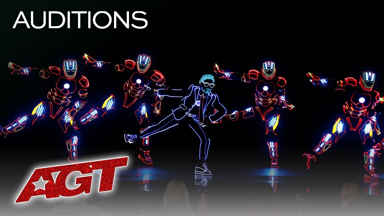 Photo of Light Balance Kids Delivers MIND-BLOWING Iron Man Dance – America's Got Talent 2019
