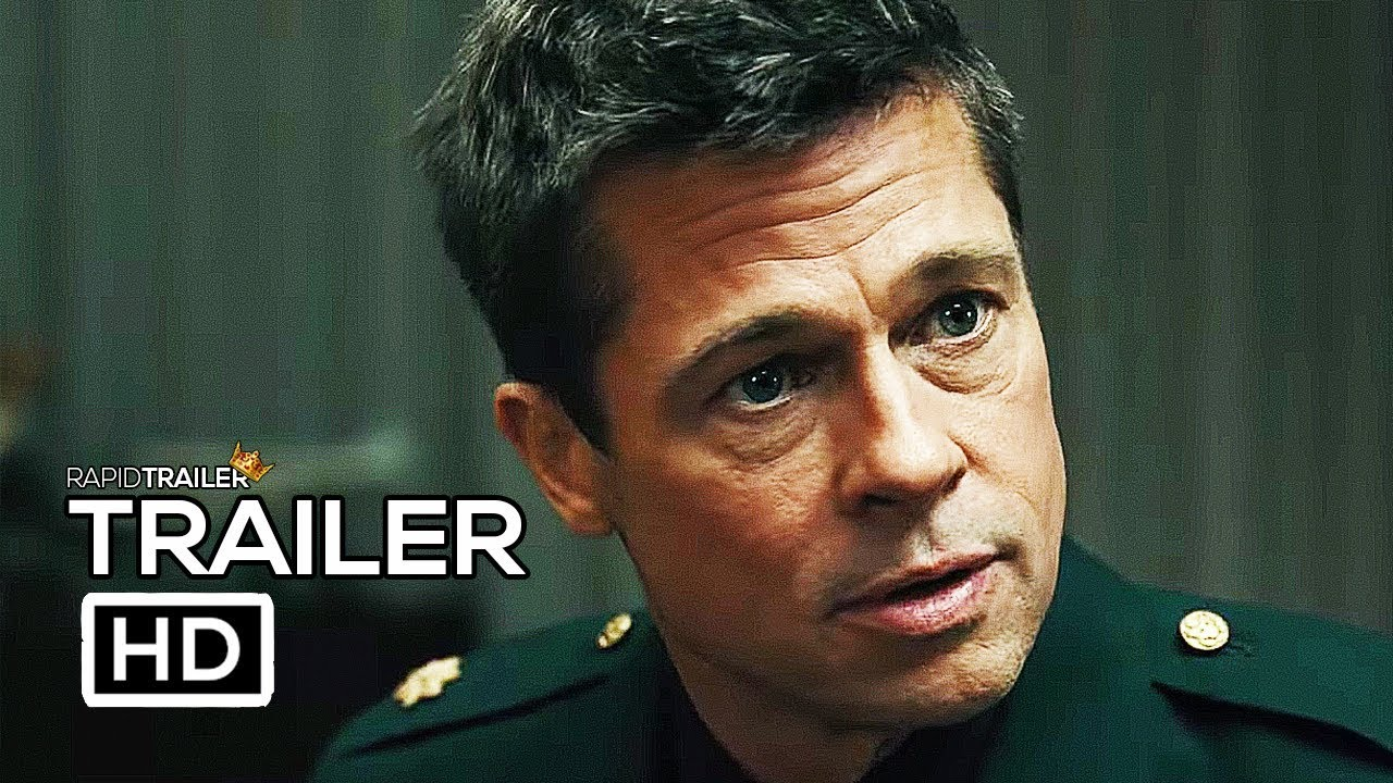 Photo of AD ASTRA Official Trailer (2019) Brad Pitt, Tommy Lee Jones Adventure Movie HD