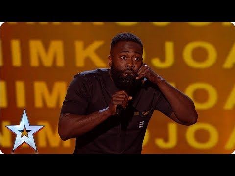 Photo of Kojo's hilarious childhood tales has the Judges in stitches | Semi-Finals | BGT 2019