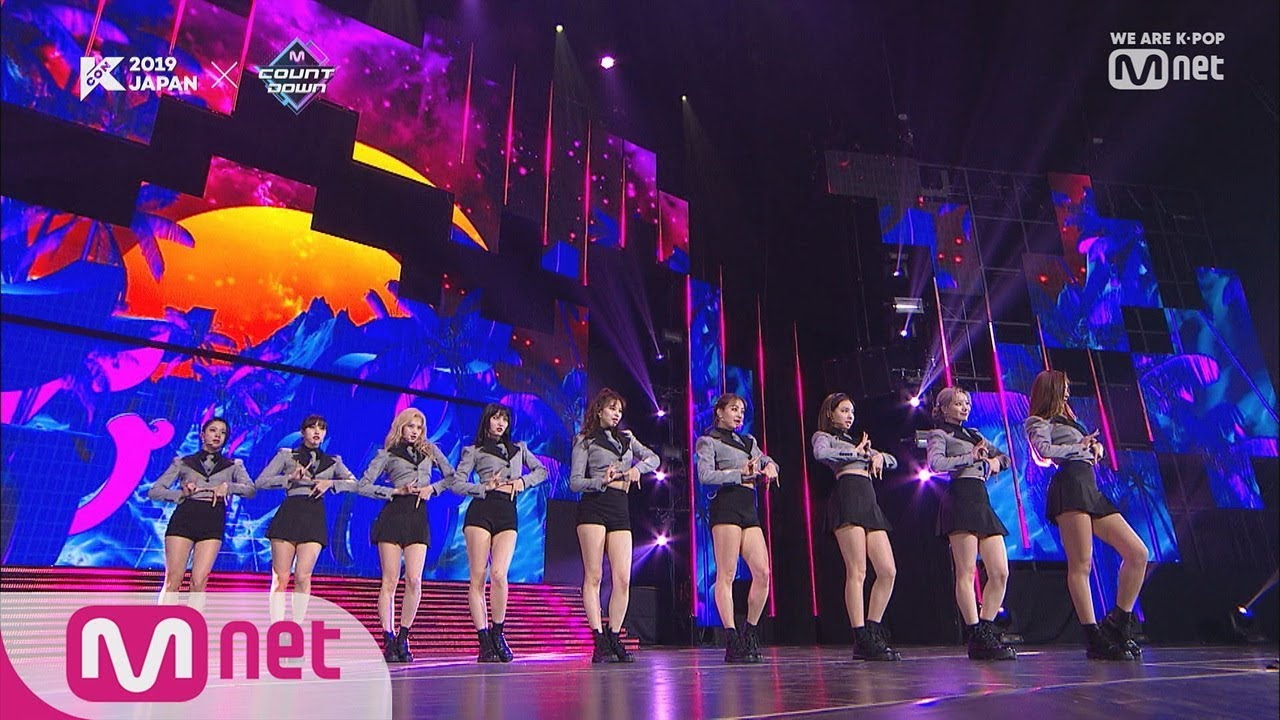 Photo of [KCON 2019 JAPAN] TWICE – INTRO + FANCYㅣKCON 2019 JAPAN × M COUNTDOWN