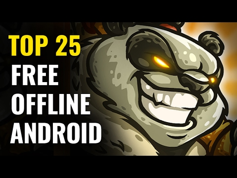 Photo of Top 25 FREE OFFLINE Android Games |  No internet required