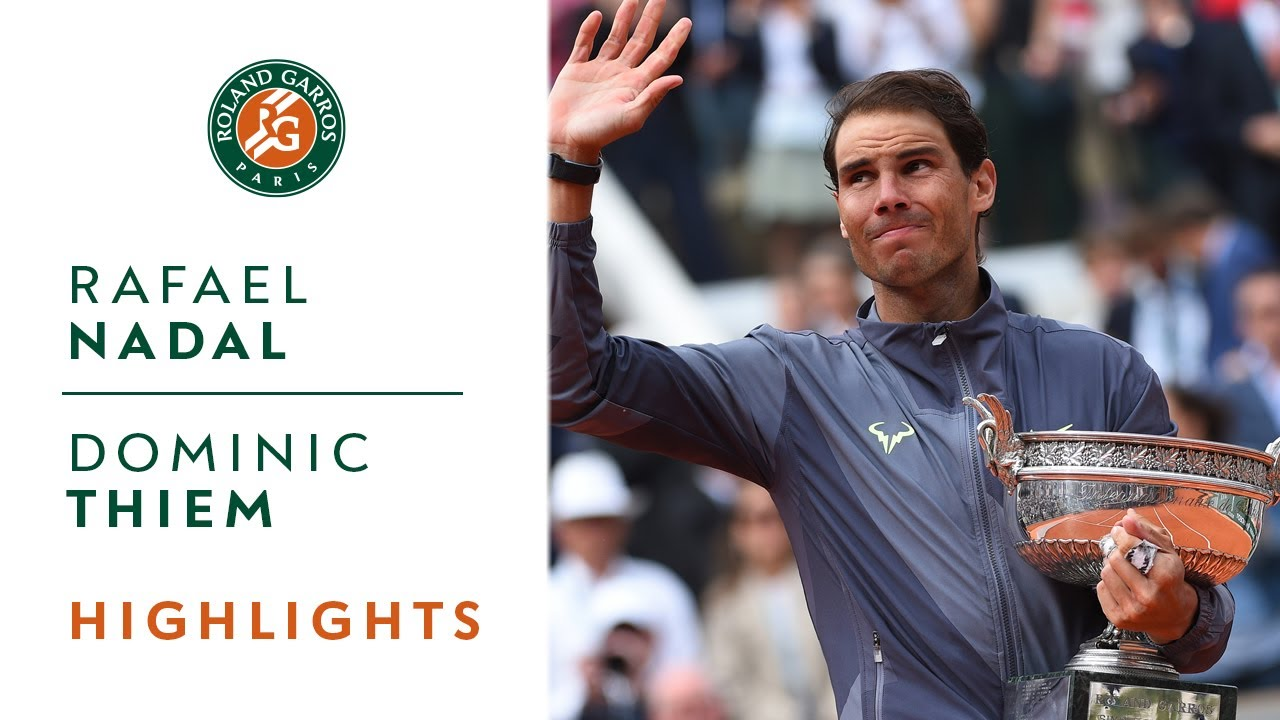 Photo of Rafael Nadal vs Dominic Thiem – Final Highlights | Roland-Garros 2019