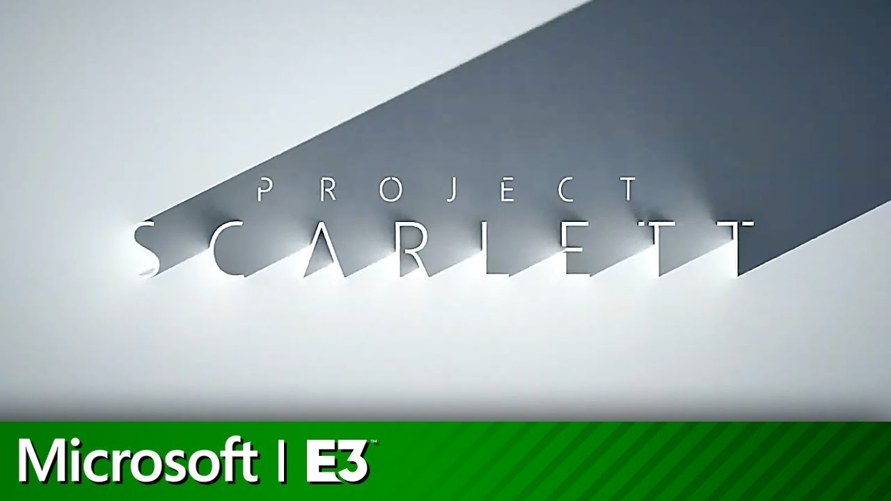Photo of Xbox Project Scarlett Console Announcement  | Microsoft Xbox E3 2019