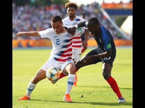 Photo of MATCH HIGHLIGHTS – France v USA – FIFA U-20 World Cup Poland 2019