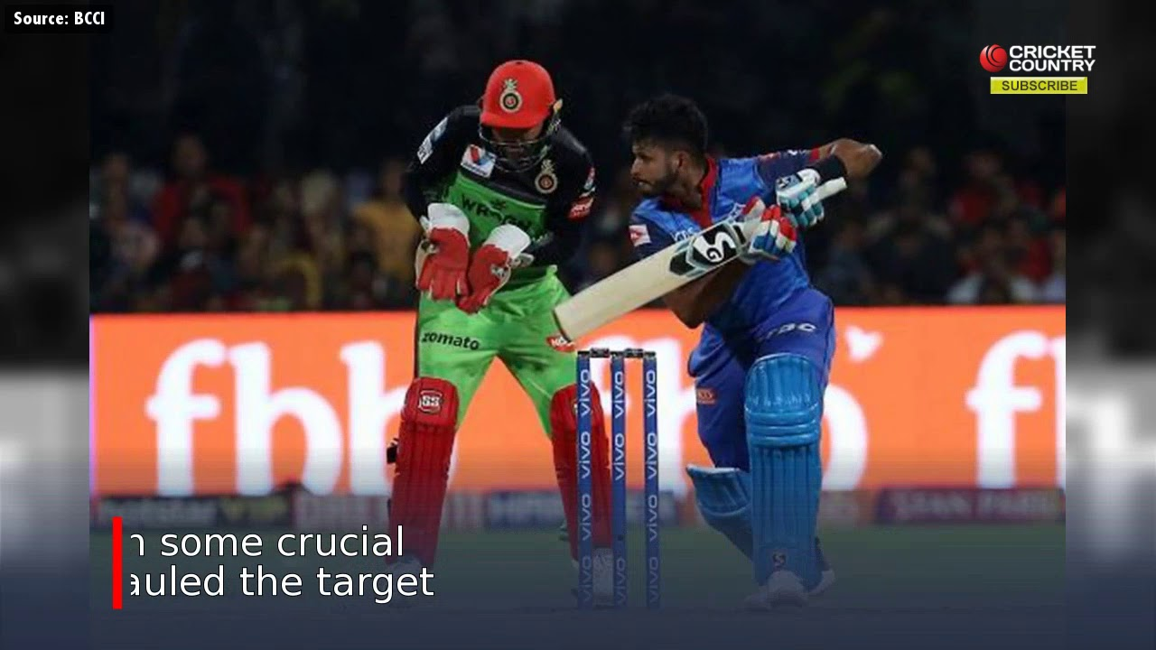 Photo of IPL 2019: Iyer, Rabada hand RCB their sixth straight loss
