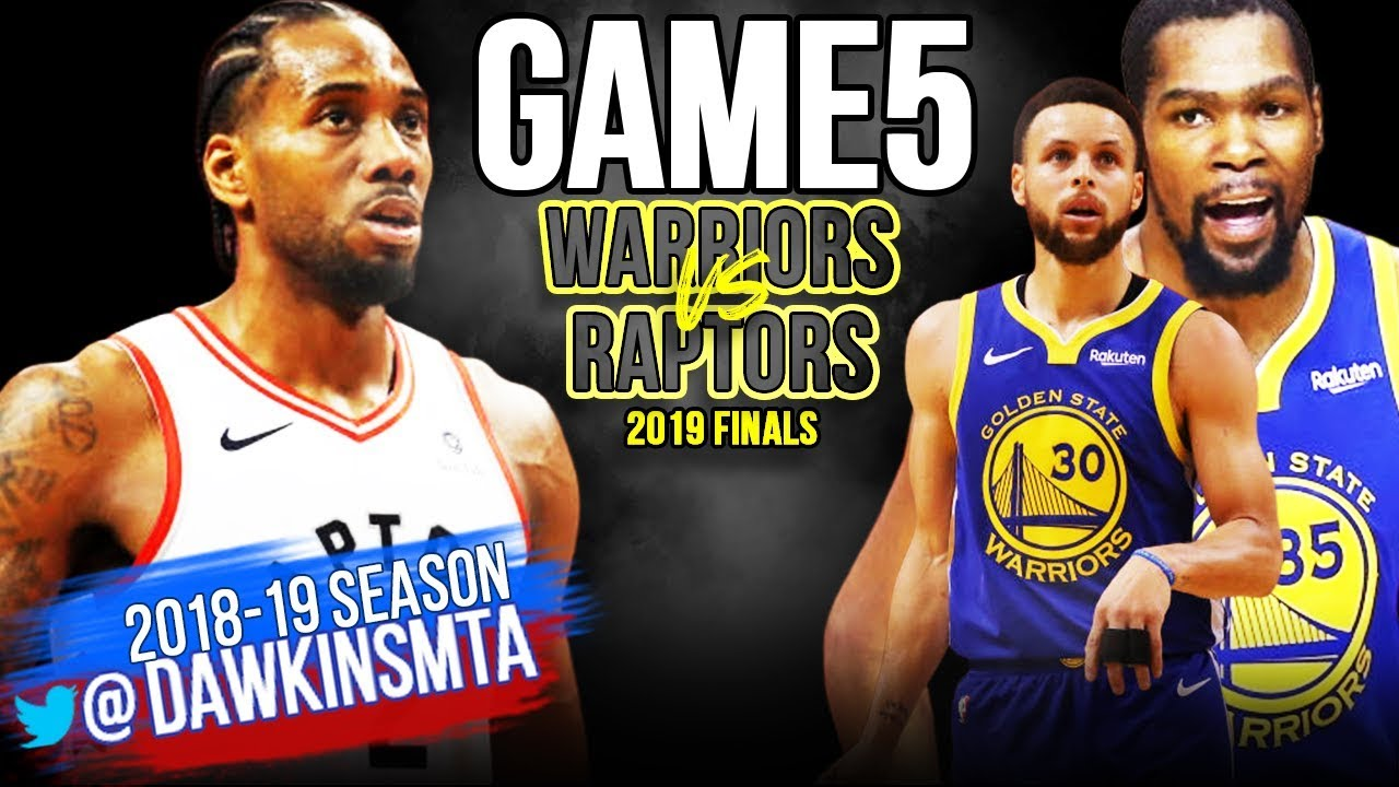Photo of Golden State Warriors vs Toronto Raptors Game 5  – Full Game Highlights | 2019 Finals | FreeDawkins