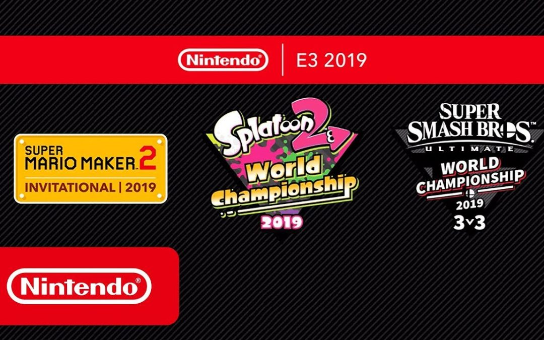 Nintendo 2019 World Championship Tournaments