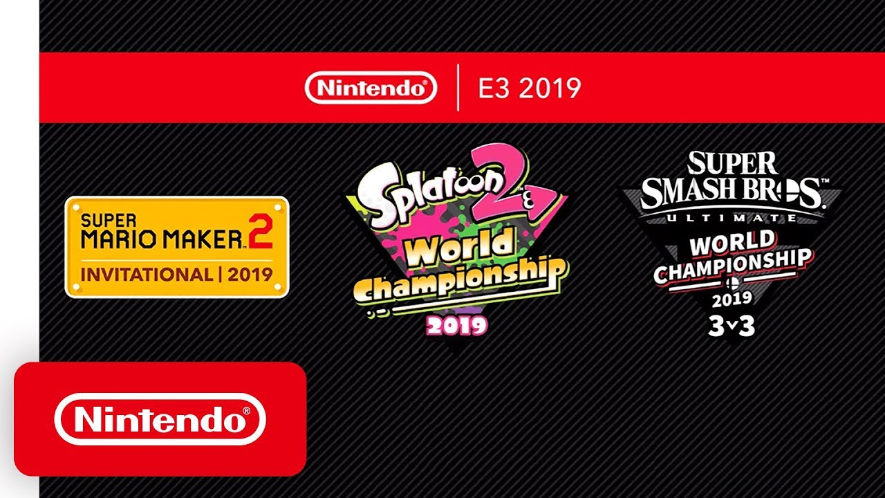 Photo of Nintendo 2019 World Championship Tournaments