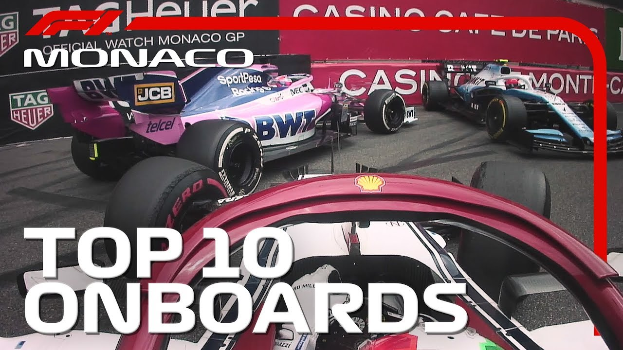 Photo of Vettel's FP3 Crash, Sainz's Storming Start And The Best Onboards: 2019 Monaco Grand Prix