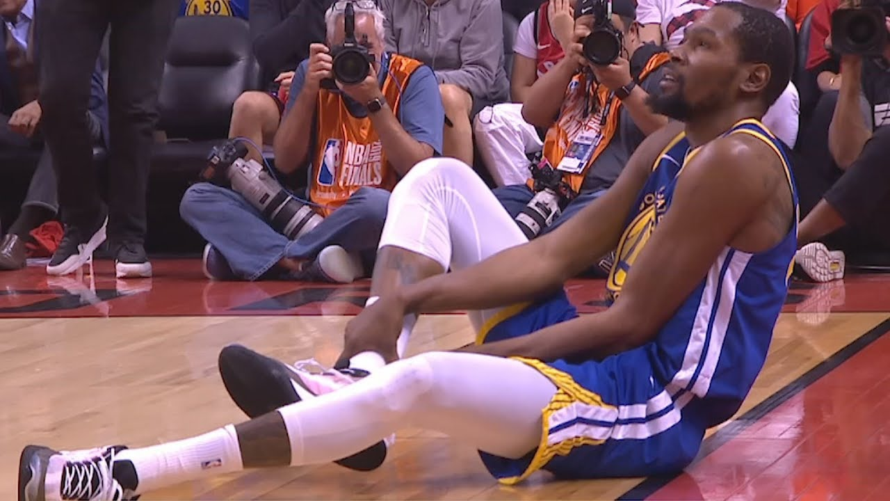 Photo of Durant Returns, Re-Injures Calf! Warriors Survive Game 5! 2019 NBA Finals