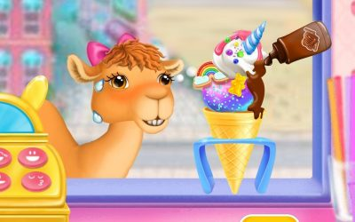Swirly Icy Pops – Fun Care Game For Kids – Summer Game | العاب بنات و العاب اطفال