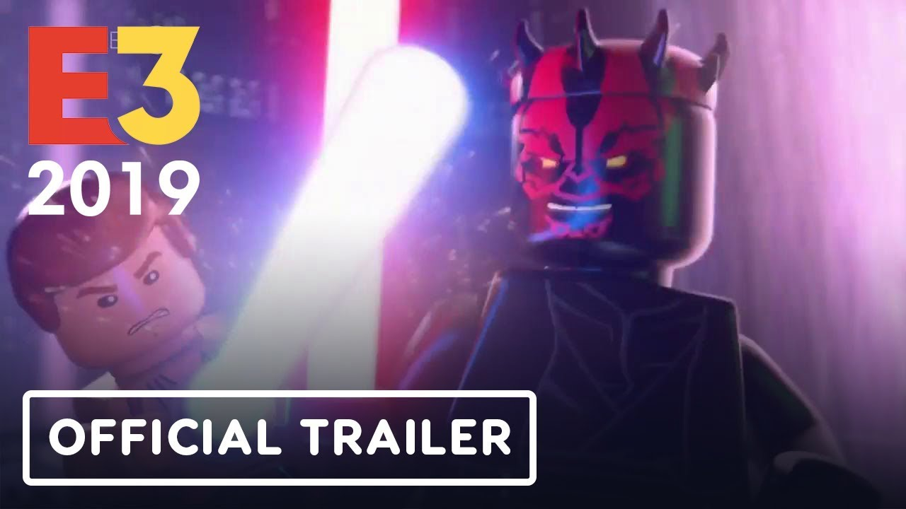 Photo of Lego Star Wars – The Skywalker Saga Official Reveal Trailer – E3 2019