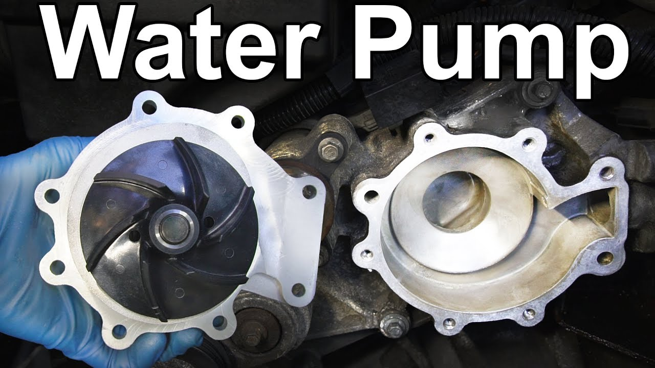 Photo of How To Replace a Water Pump and Save $783
