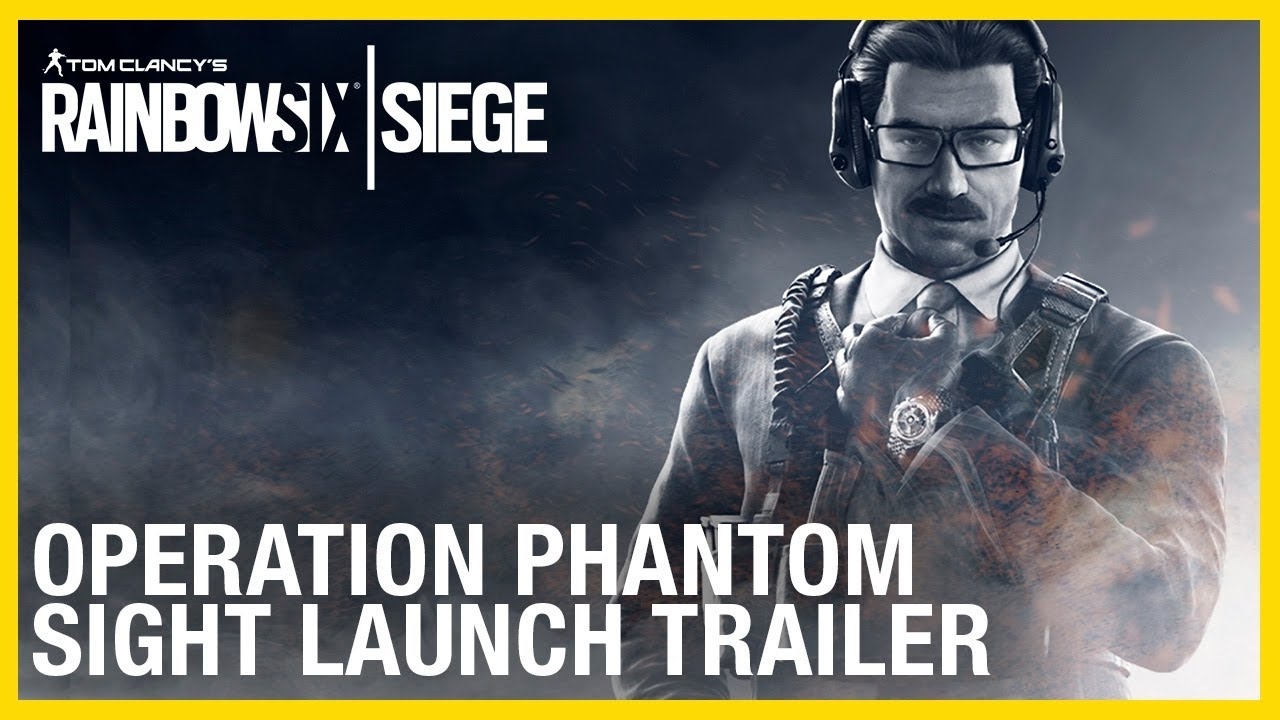 Photo of Rainbow Six Siege: E3 2019  Operation Phantom Sight | Launch Trailer | Ubisoft [NA]