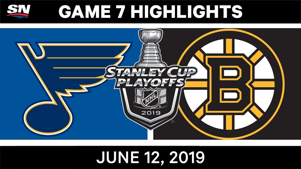 Photo of NHL Highlights | Blues vs. Bruins, Game 7 – June 12, 2019