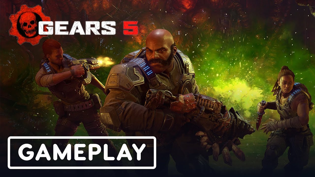 Photo of 14 Minutes of Gears 5 Escape Gameplay – E3 2019